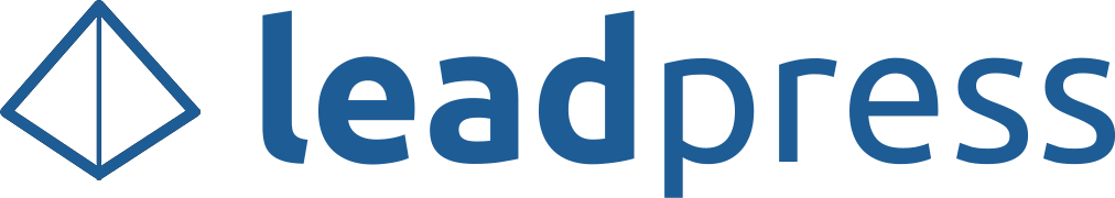 LeadPress logo
