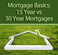 15 vs 30 Year Mortgages