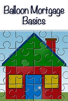 Balloon Mortgage Basics
