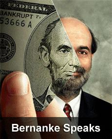 Ben Bernanke Speaks to Congress
