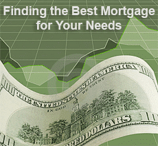 Best Mortgage for Your Needs