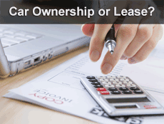 Car Ownership or Lease?