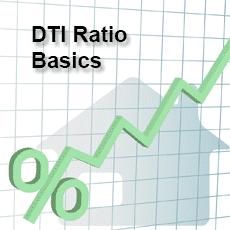 DTI Ratio Basics