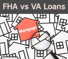 FHA vs VA Mortgages