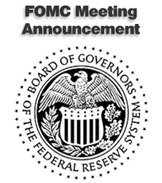 FOMC Announcement Today
