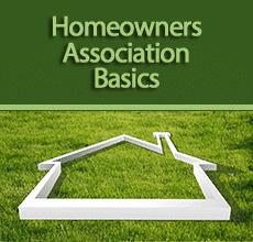 homeowners-association-basics