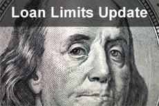 2012 Conforming Loan Limits