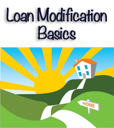 Loan Modification Basics
