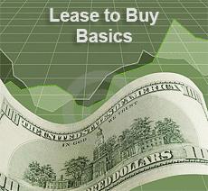 Lease to Buy Basics
