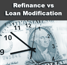 Loan Refinance vs Mortgage Modification