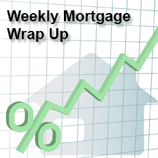 Mortgage Wrap Up for August 17, 2012