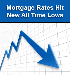 Mortgage Rates Tank