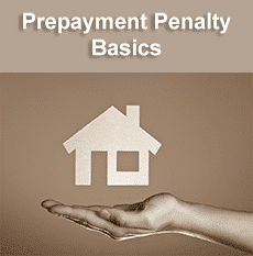 Prepayment Penalty Basics