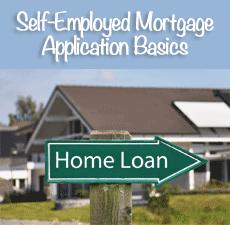 Self Employed Mortgage Basics