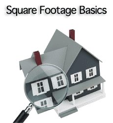 Square Footage Basics